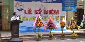 Kỷ niệm 130 năm ngày mất cụ Phạm Phú Thứ